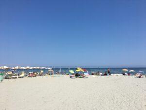 campings aan zee en strand