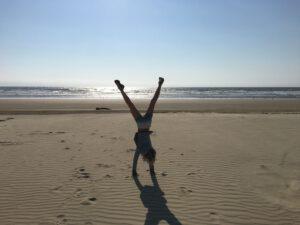 camping aan zee: vrijheid, blijheid