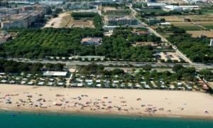 Camping Caballo de Mar Pineda de Mar