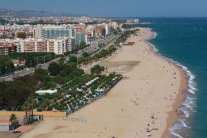 Camping Caballo de Mar Pineda de Mar Spanje
