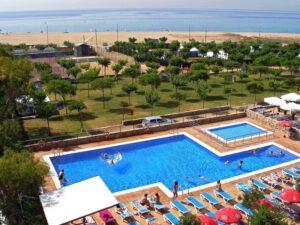 Camping Del Mar Malgrat de Mar Spanje