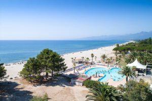 Camping Marina d'Erba Rossa Corsica