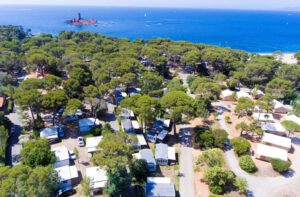 camping campeole le dramont