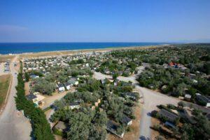 camping les dunes torreilles plage