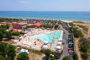 Camping Les Méditerranées - Beach Garden